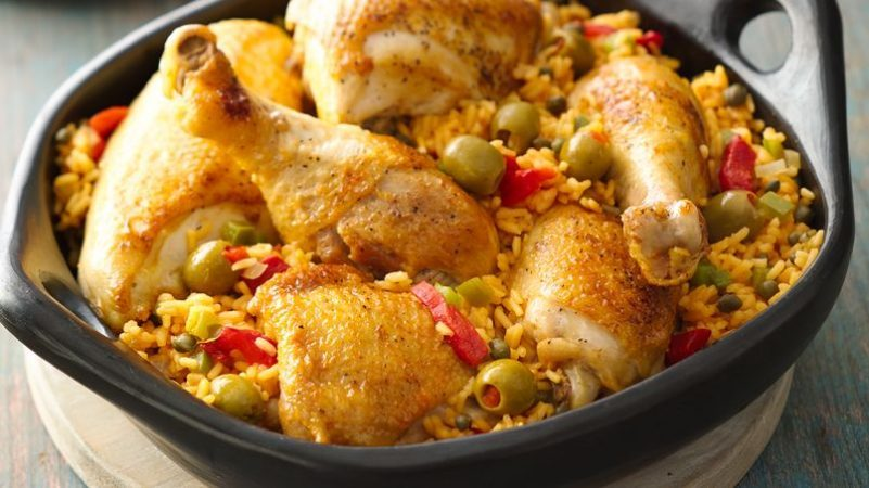How to Make The Best Chicken and Rice Recipe