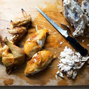 There is No Meat More Satisfying Than a Roasted Chicken