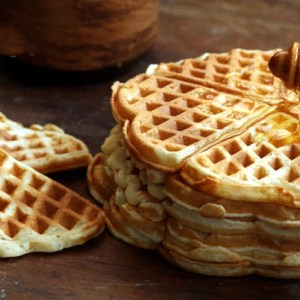 These Waffles Makes Breakfast Special