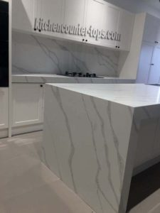 White Quartz Countertops