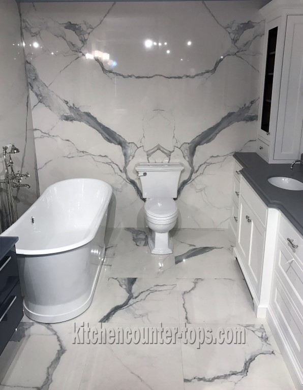 Porcelain Slabs For Shower Walls