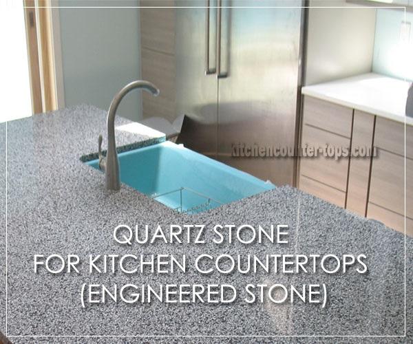 Quartz Stone for Kitchen countertops-Engineered Stone