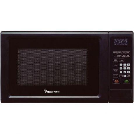 magic chef mcm1110b 1 1 cu ft microwave oven