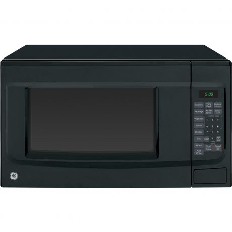 general electric jes1460dsbb 1 4 cu ft countertop microwave oven