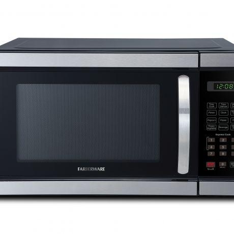 farberware professional fmo11ahtbkm 1 1 cu ft 1000 watt microwave oven