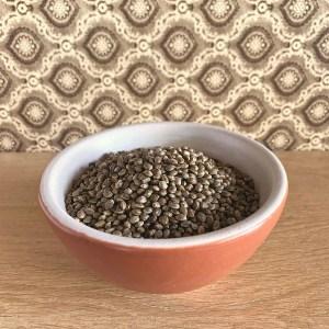 Kitchen Dates – sementes de cânhamo