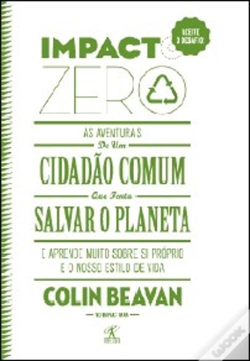 Impacto Zero – Colin Beavan