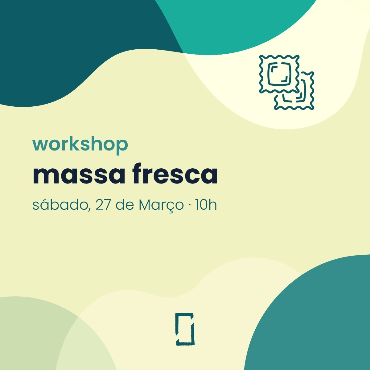 Workshop – massa fresca