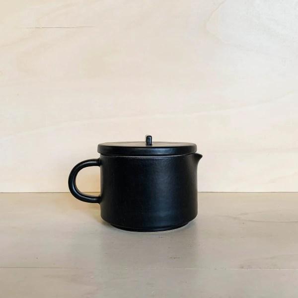 Kitchen Dates – bule cilíndrico (preto)