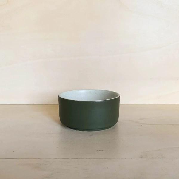 Kitchen Dates – tigela cereais cilíndrica (verde)