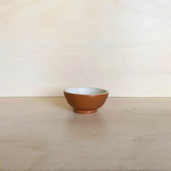 Kitchen Dates – tigela pequena (terra)