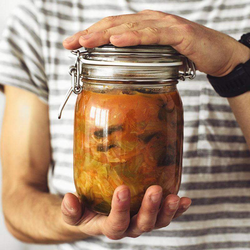 Kitchen Dates – kimchi