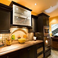 Tuscan Style Kitchen Pop Up Electrical Outlets For Islands The First Love 6 Open Classic With Concrete June 13 2017 Ideas
