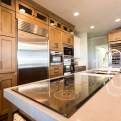 Open Kitchen Sink Preschool Set Back At The Ranch 6 Rustic With Galley Workstation Share This
