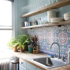 Cement Tile Kitchen Moen Single Handle Faucet Handmade Tiles Design Concepts Handcrafted Are Coming In More Sizes And Colors Than Ever Before The Look Stands Out On Its Own Can Make A Striking Yet Subtle Statement