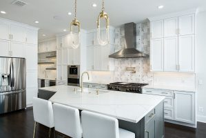 First Friday Feature An Updated and Modern Kitchen ...