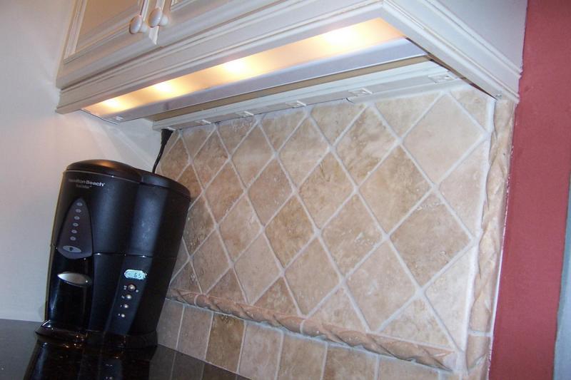 plug mold  Kitchen Details and Design