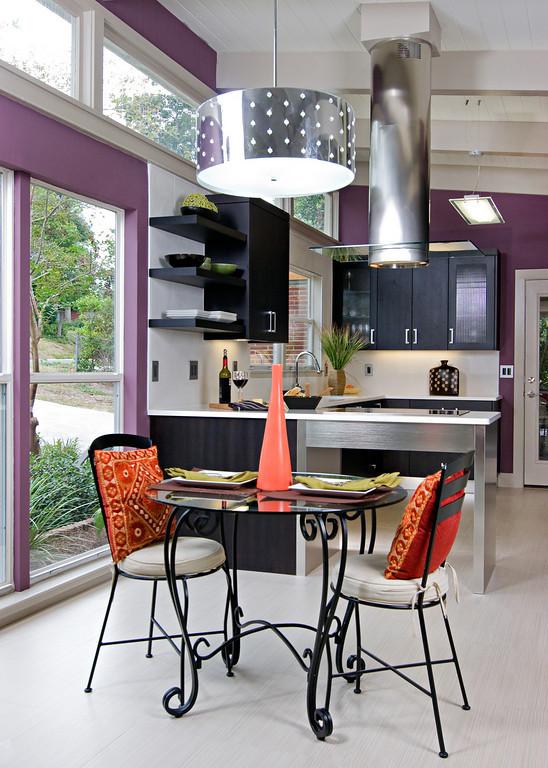 Modern Retro Kitchen Kitchen Details And Design