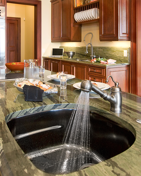 franke orca kitchen sinks in detail interiors