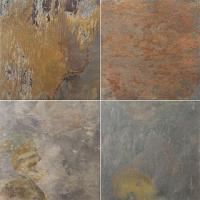 Florida Tile Metal Art Listello 3/4 x 8 Copper Charms Tile ...