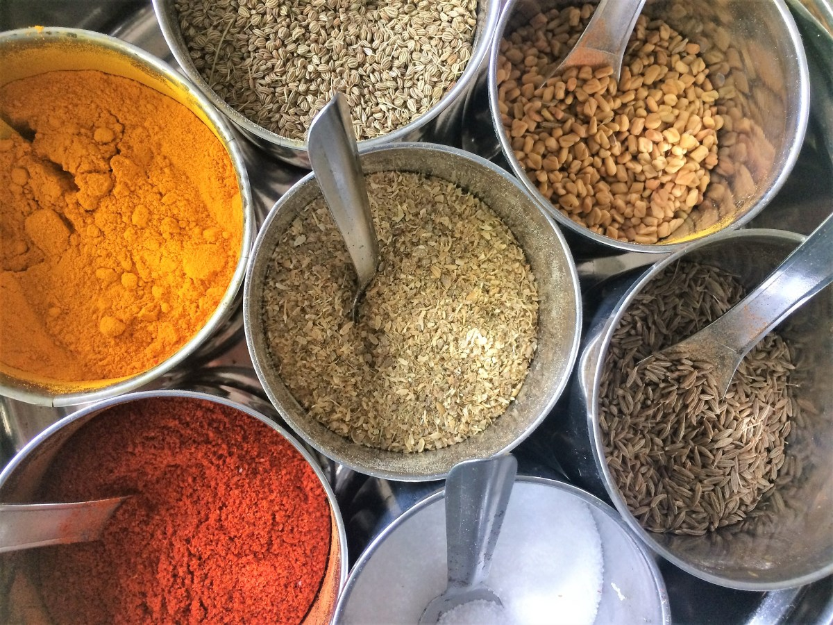 My Indian Spices 101