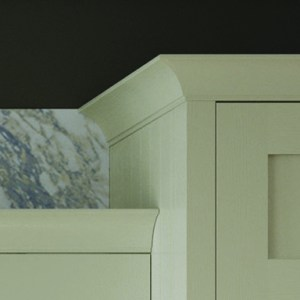 Solid Wood Cornice