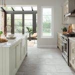 Solid Wood Earl Grey & Stone Kitchen
