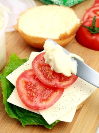 Homemade-Mayonnaise-sandwich