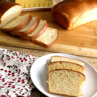 Let your bread machine do the for you with these quick and easy Portuguese Sweet Bread Loaves.