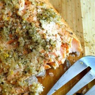 This Quick and Simple Steelhead Trout Recipe is elegant enough for entertaining guests, but it's also simple enough to make it for weeknight dinners