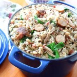 Hoppin John: A Simple Rice and Beans Recipe that's Rich in Tradition.