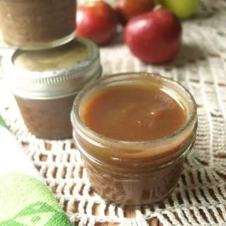 Crock Pot Apple Butter has warm fall flavors and is incredibly easy to make.