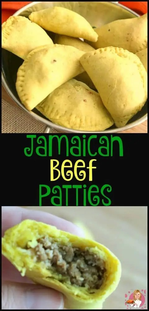 One of the best we've tried in our travels has been the Jamaican Beef Patty: spicy, savory and delicious. It makes a great meal, appetizer or snack.