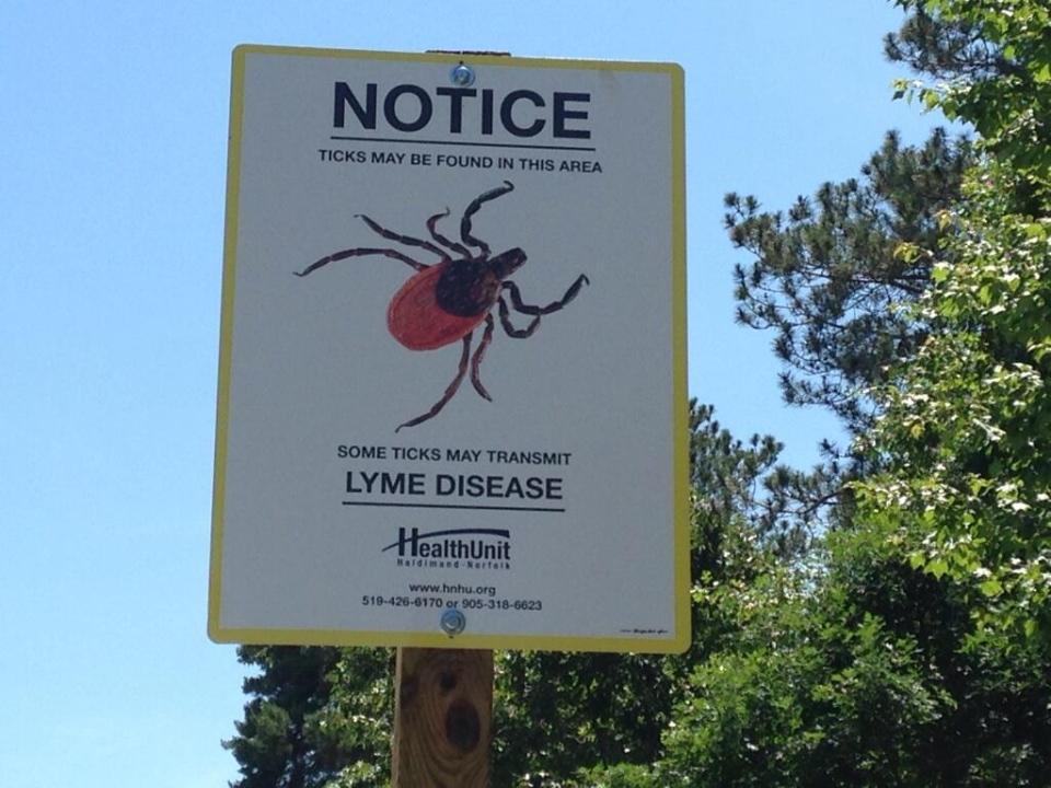 Ticks spreading through Ontario raising fears of Lyme