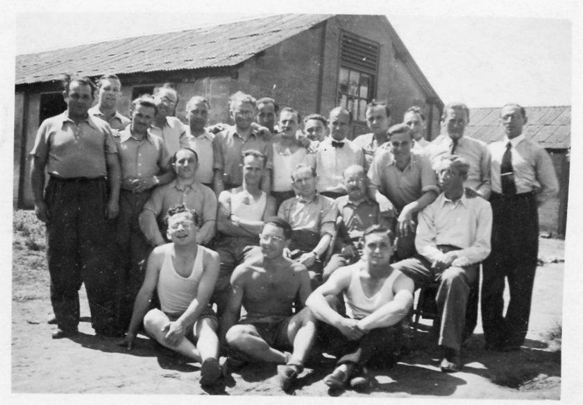 Kitchener Camp 1939, Richborough