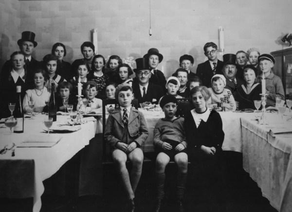 Kitchener camp, Walter Brill, Passover 1934