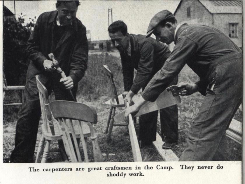 Richborough trust camp 1939