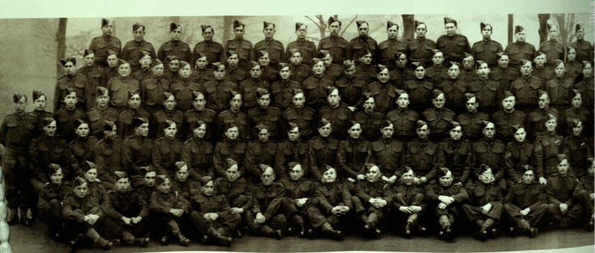 Kitchener camp, Wolfgang Priester, 74th Company Pioneer Corps