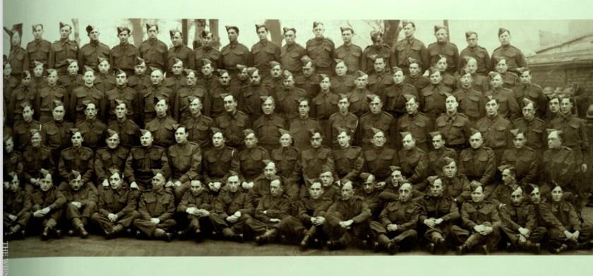 Kitchener camp, 74th Company Pioneer Corps