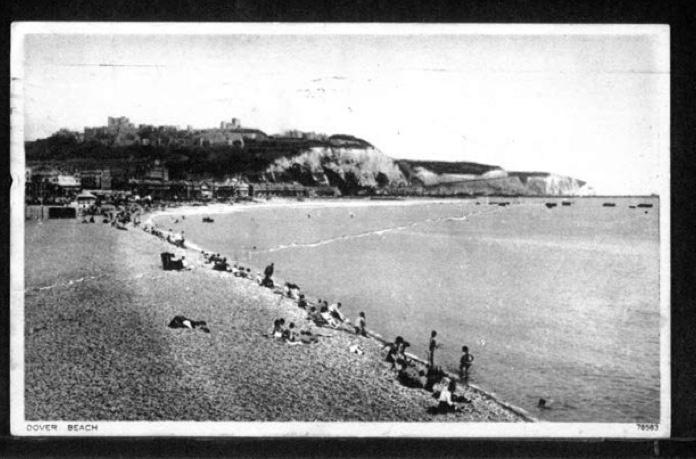 Kitchener camp, Werner Gembicki, Sandwich Bay, August 1939