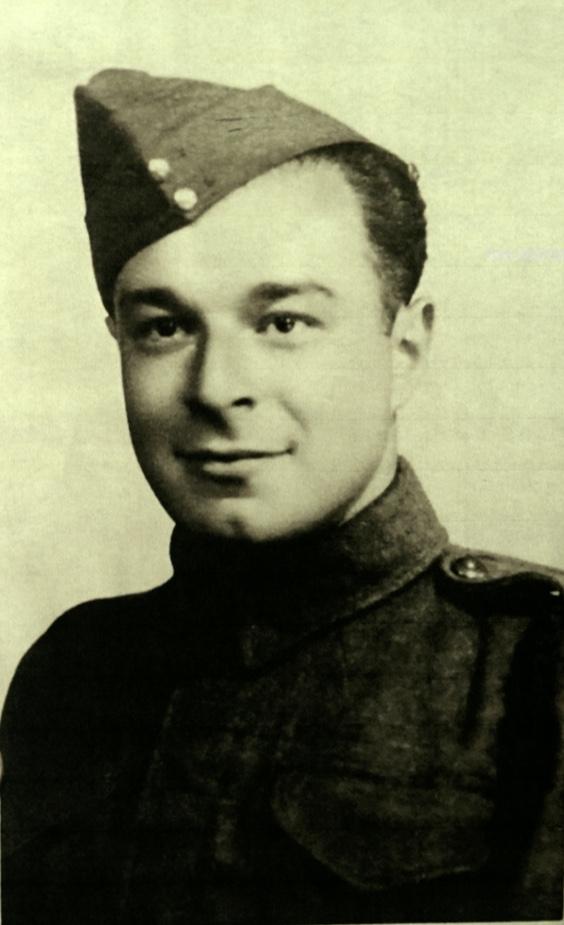 Kitchener camp, Martin Gellert, Pioneer Corps