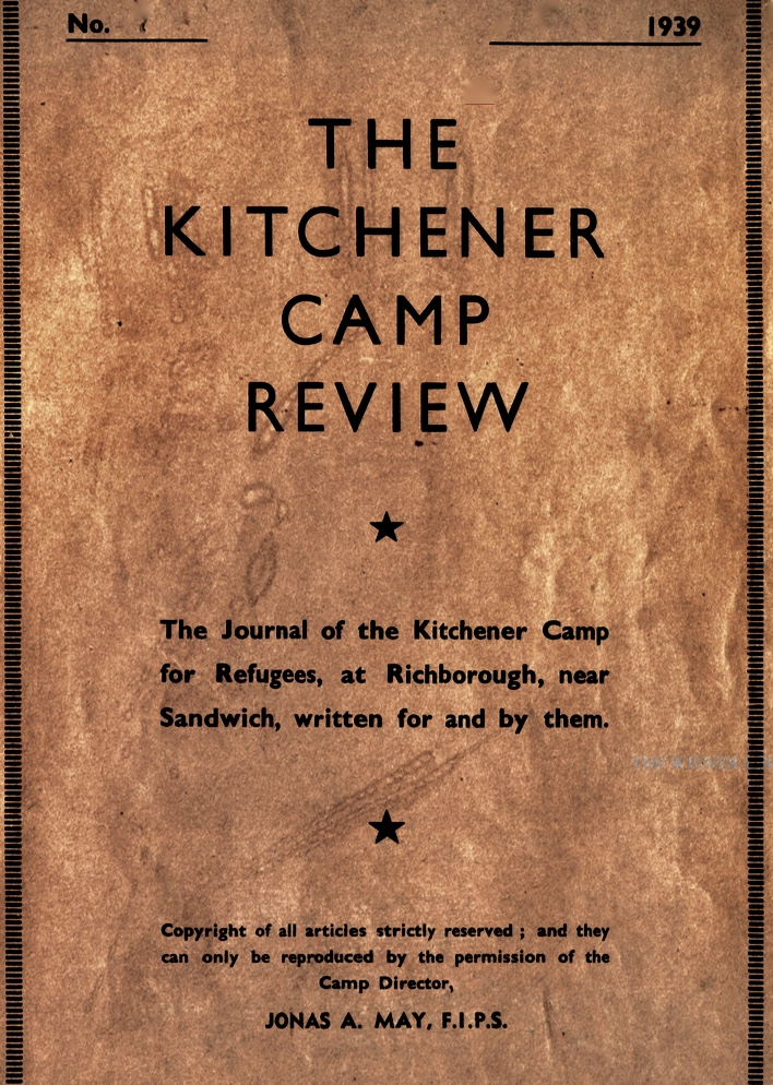 KC Review, no. 1, March 1939