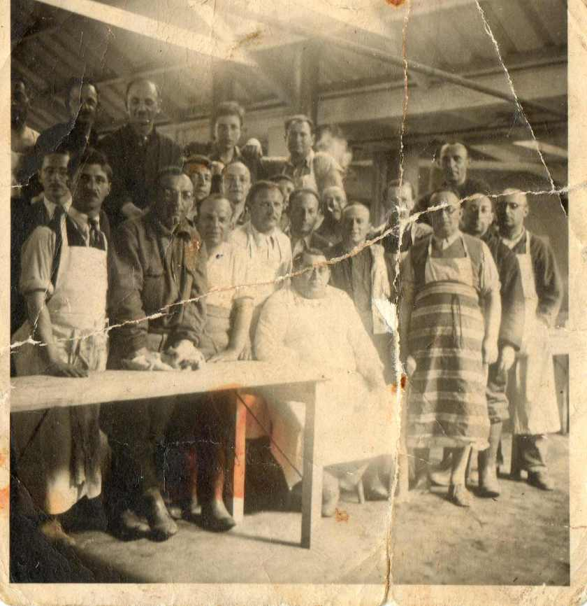 Kitchener camp, Richborough refugee transit camp, Jack Agin, Cook, 1939