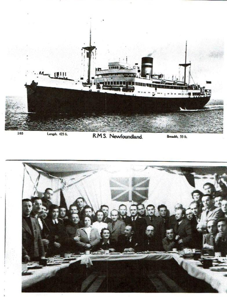 Kitchener camp, Oskar Reininger, Postcards