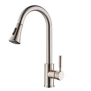 KINGO HOME Commercial High Arch Stainless Steel review