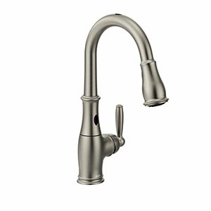 Moen Brantford Motionsense Touchless 7185ESRS review