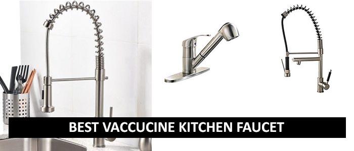 Best Vaccucine Kitchen Faucet