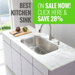 Best Kitchen Sink John Boos Island A Guide To The Sinks Of 2018 Update Faucet