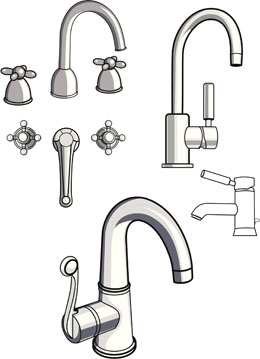 how to remove your kitchen faucet