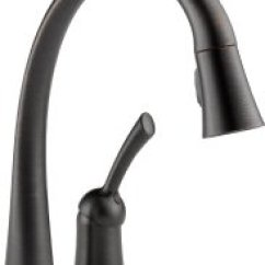 Oil Bronze Kitchen Faucet Island Cabinet A Guide To Selecting An Rubbed Delta Pilar Single Handle Pull Down With Touch2o Technology